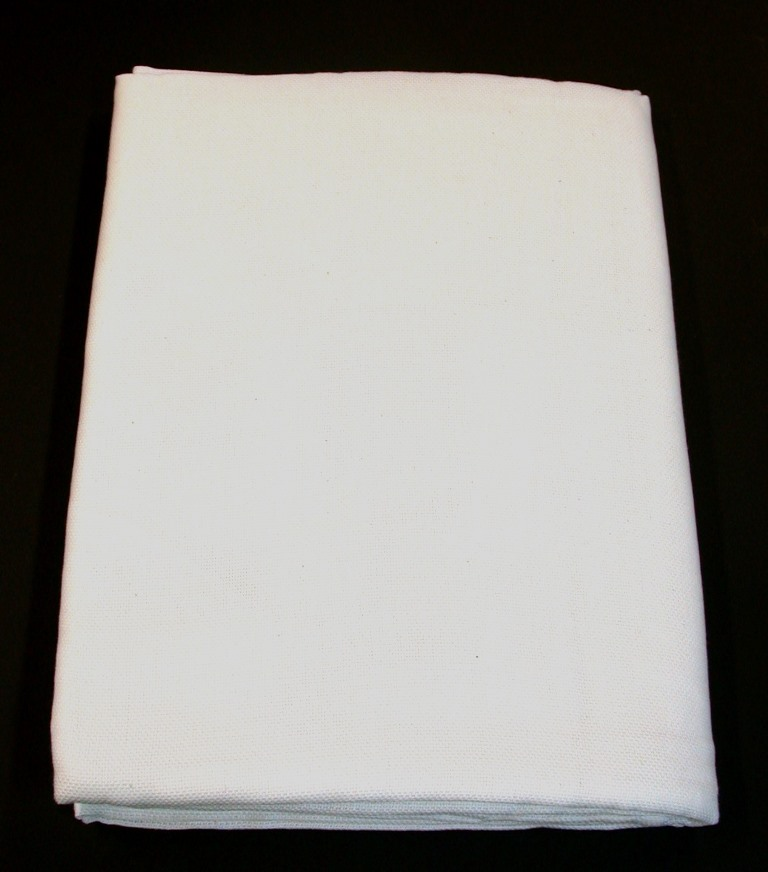 danube linen look tablecloth 70 inch round white new. Black Bedroom Furniture Sets. Home Design Ideas