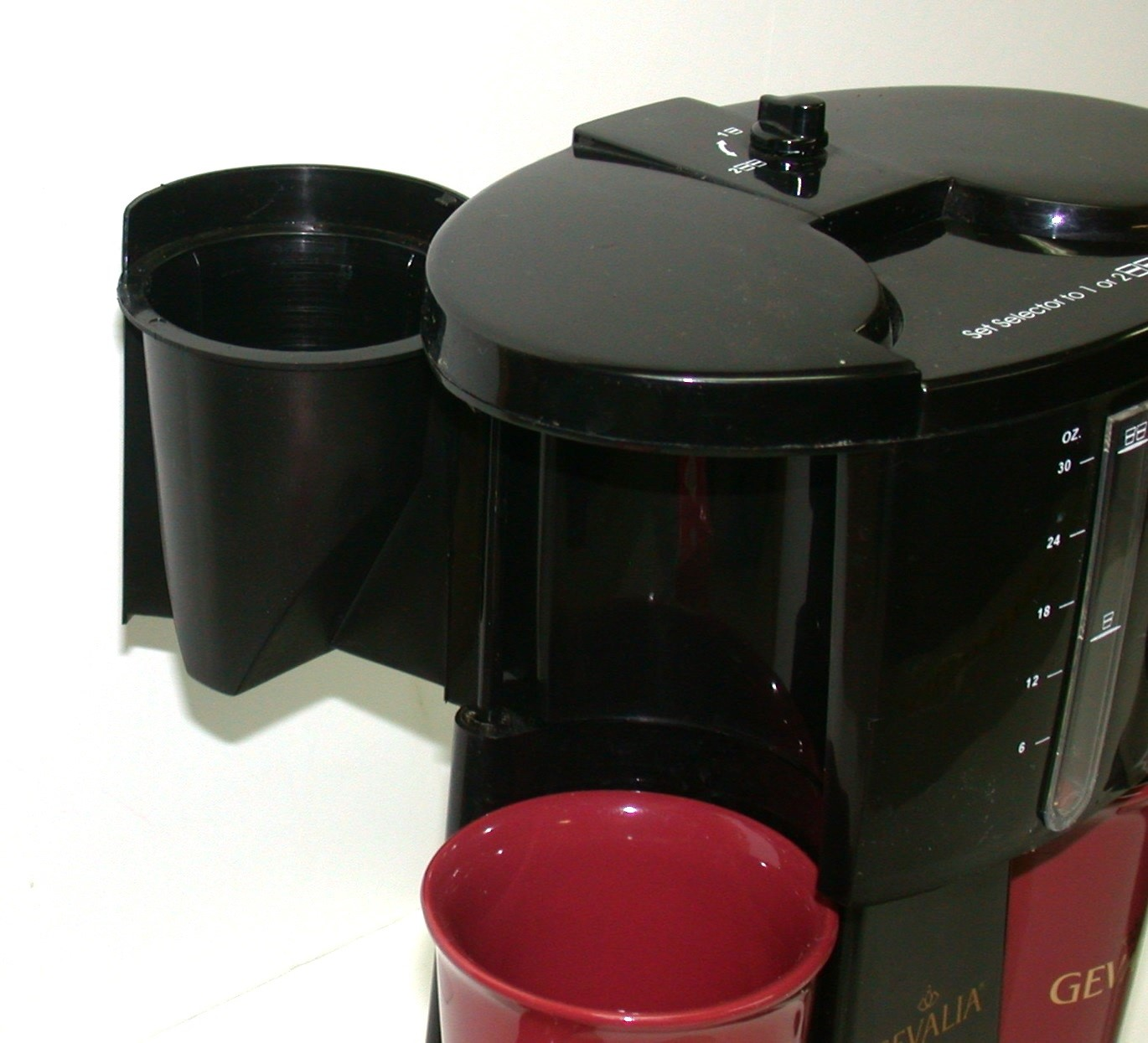 Gevalia Coffee Maker For Two Instructions : Gevalia Coffee for Two 85188 14-Cups Coffee Maker eBay