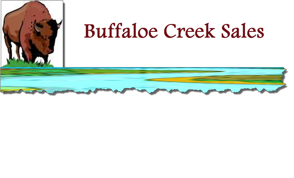 Buffaloe Creek Sales Logo