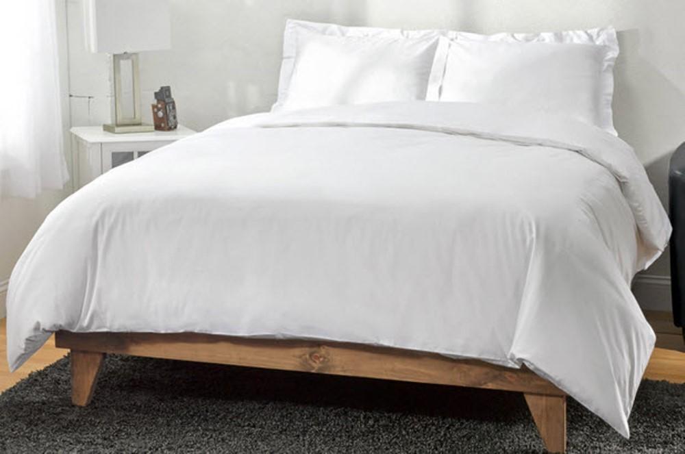 E Luxurysupply Premium Duvet Set 1000 Tc Full Queen
